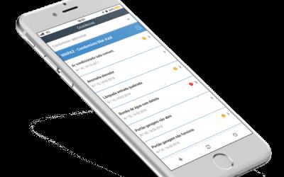 Aplicação Gecond Para Smartphones.
