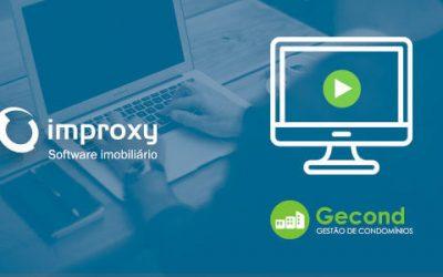 Novos Tutoriais Gecond – gestão Condominios