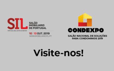 Visite-nos no SIL e Condexpo
