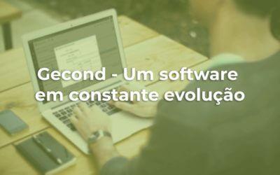 Software de Gestão de Condomínios – Gecond