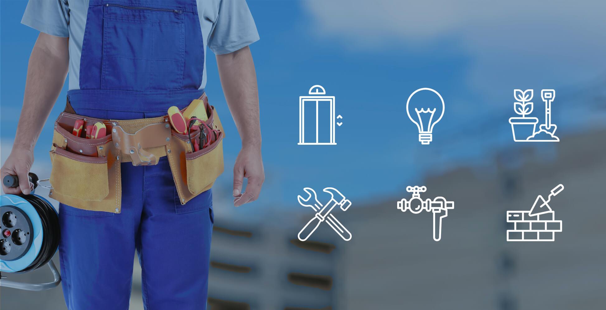 Manutenção de condominios - plano de verificações Gecond
