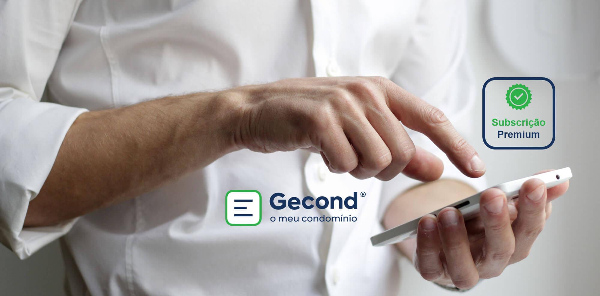 Gecond Subscrição Premium
