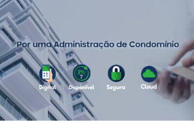 Digitalização do setor da Administração de Condomínios