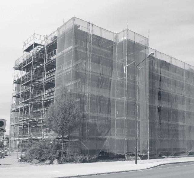 Formação Improxy - Obras no Condomínio